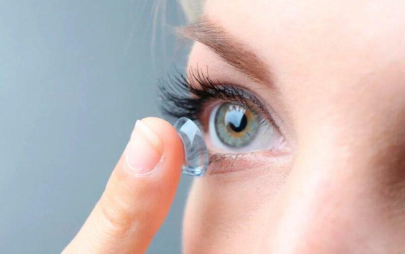 Контактные линзы для коррекции зрения